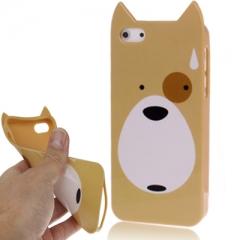 Чехол Собачка для iPhone 5S