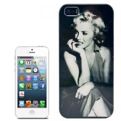 Чехол для iPhone 5 Мерлин Монро