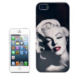 Чехол для iPhone 5 Мерлин Монро 2