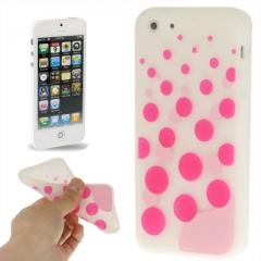 Силиконовый чехол Bubble Gum для iPhone 5