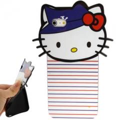 Чехол для iPhone 5 с Hello Kitty морской