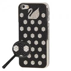 Чехол Swarovski для iPhone 5 черный