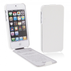 Чехол-книжка для iPhone 5S белый