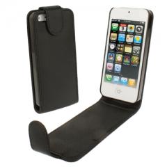 Чехол - книжка для iPhone 5S черный