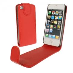 Чехол - книжка для iPhone 5 красный