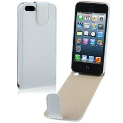 Чехол книжка для iPhone 5S белый2