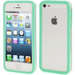 Бампер для iPhone 5 мятного цвета