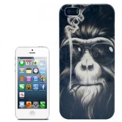 Чехол для iPhone 5 Обезьяна