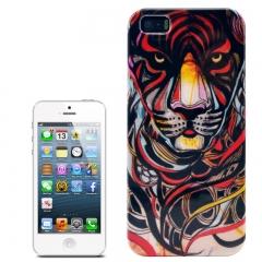 Чехол для iPhone 5 Лев