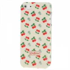 Чехол Cath Kidston для iPhone 5S с вишенками