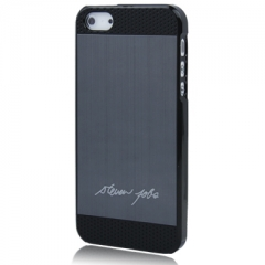 Чехол Steven Jobs для iPhone 5S черный