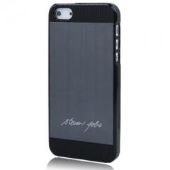 Чехол Steven Jobs для iPhone 5 черный