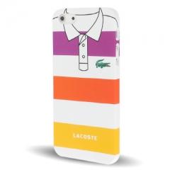 Чехол Lacoste в полосочку для iPhone 5