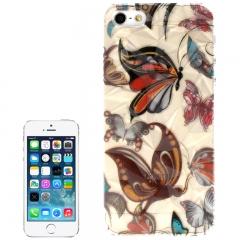 Чехол 3D для iPhone 5 Бабочки