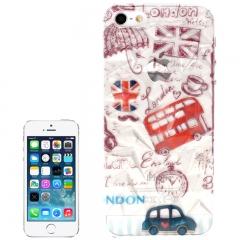 Чехол 3D для iPhone 5 Лондон