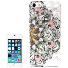 Чехол 3D для iPhone 5 Цветок