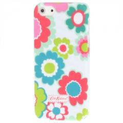 Чехол Cath Kidston для iPhone 5 с цветами белый