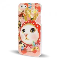Чехол для iPhone 5 с Котенком