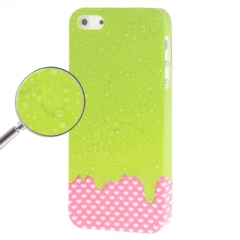 Чехол MEMO для iPhone 5 Ice Cream
