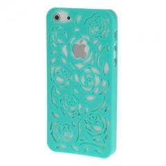 Чехол Rose для iPhone 5 зеленый