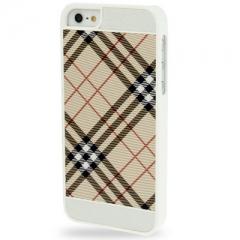 Чехол - накладка Burbarry для iPhone 5S