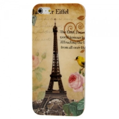 Чехол для iPhone 5 Эйфелева башня