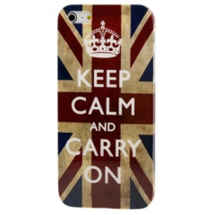 Чехол для iPhone 5 Keep Calm