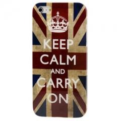 Чехол для iPhone 5S Keep Calm
