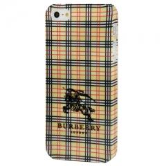 Чехол Burbarry для iPhone 5