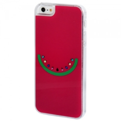 Чехол Арбузик для iPhone 5S со стразами