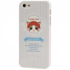 Чехол Котик для iPhone 5S