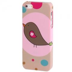 Чехол для iPhone 5 с Птичкой