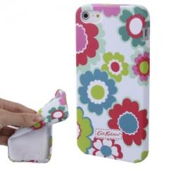 Чехол Cath Kidston для iPhone 5 цветочками