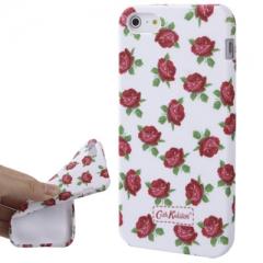 Чехол Cath Kidston для iphone 5 белый