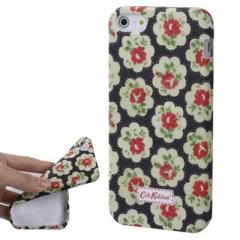 Чехол Cath Kidston для iPhone 5S черный