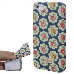 Чехол Cath Kidston для iPhone 5 синий
