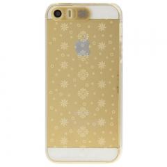Чехол Van-D для iPhone 5 Снежинки