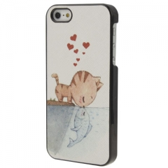 Чехол для iPhone 5 Котенок