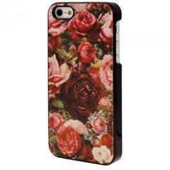 Чехол для iPhone 5 с Цветочками