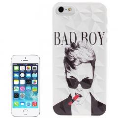 Чехол 3D для iPhone 5S Bad Boy