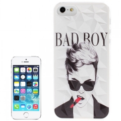 Чехол 3D для iPhone 5 Bad Boy