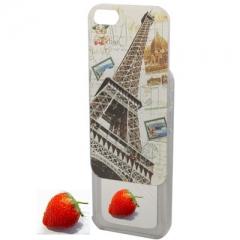Чехол Эйфелева башня для iPhone 5 с зеркалом