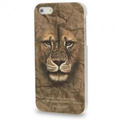 Чехол Лев для iPhone 5