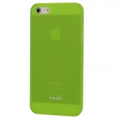 Чехол Moshi для iPhone 5 зеленый
