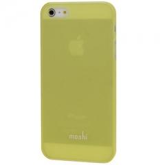 Чехол Moshi для iPhone 5 желтый