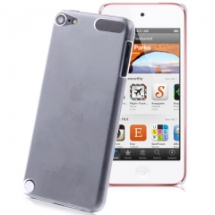 Ультратонкий чехол для iPod Touch 5 прозрачный