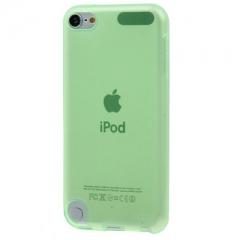 Чехол силиконовый для iPod Touch 5 зеленый