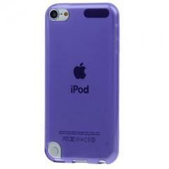 Чехол силиконовый для iPod Touch 5 фиолетовый