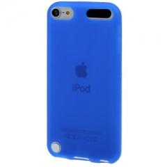 Чехол силиконовый для iPod Touch 5 синий