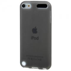 Чехол силиконовый для iPod Touch 5 черный